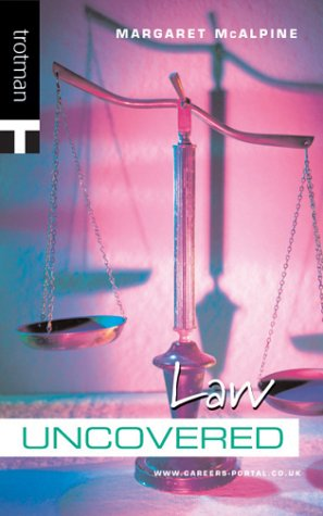 9780856608988: Careers Uncovered: Law