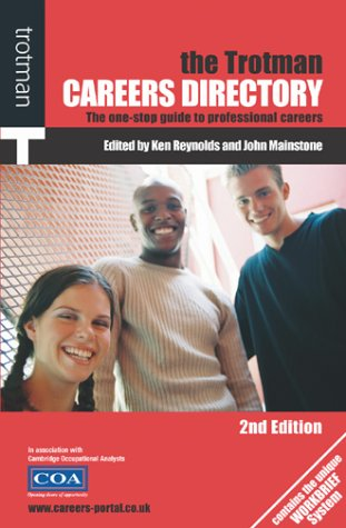 9780856609428: The Trotman Careers Directory