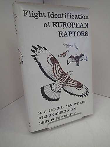9780856610066: Flight Identification of European Raptors