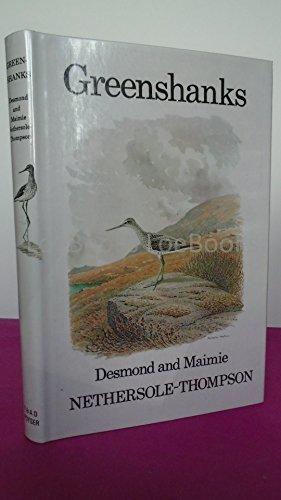 Greenshanks: Desmond Nethersole-Thompson