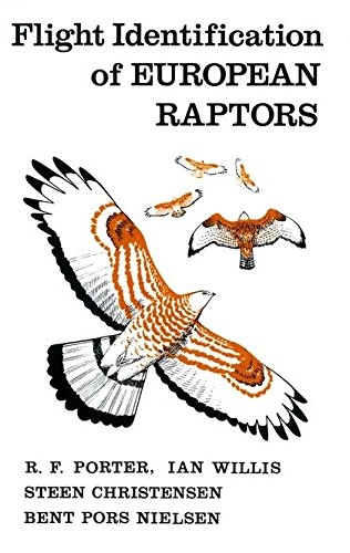 9780856610271: Flight Identification of European Raptors