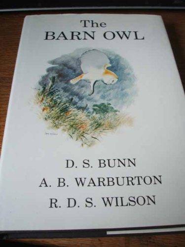 9780856610325: The Barn Owl