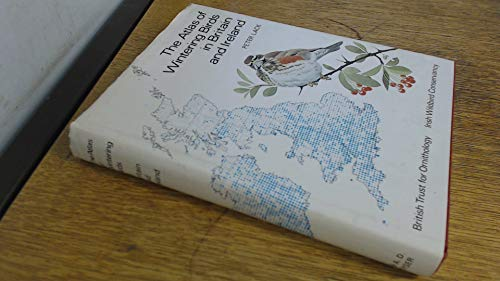 The Atlas of Wintering Birds in Britain and Ireland: Peter Lack