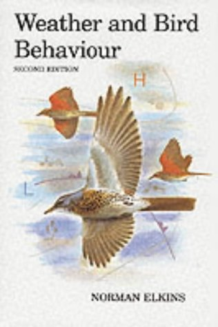 WEATHER AND BIRD BEHAVIOUR. Illustrated by Crispin Fisher