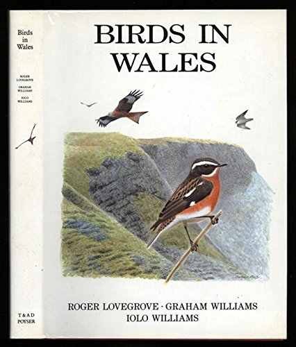 9780856610691: Birds in Wales