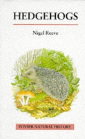 Hedgehog: REEVE, Nigel
