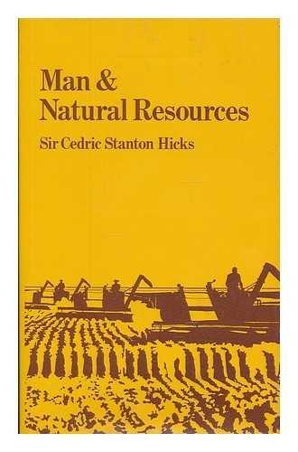9780856640063: Man and Natural Resources (Biology & environment)