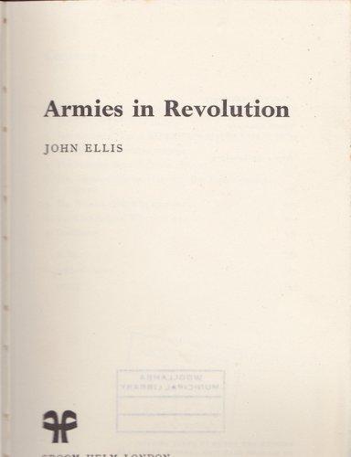 9780856640254: Armies in Revolution