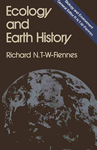 9780856640384: Ecology and Earth History (Biology and environment)
