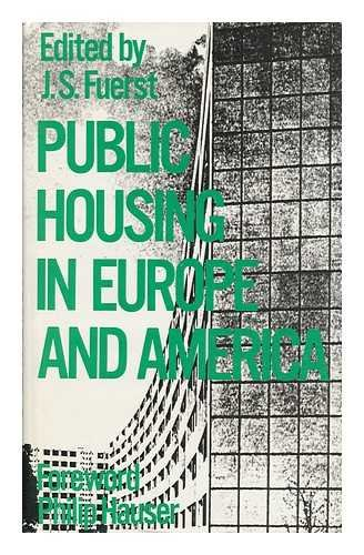 9780856640537: Public Housing in Europe and America
