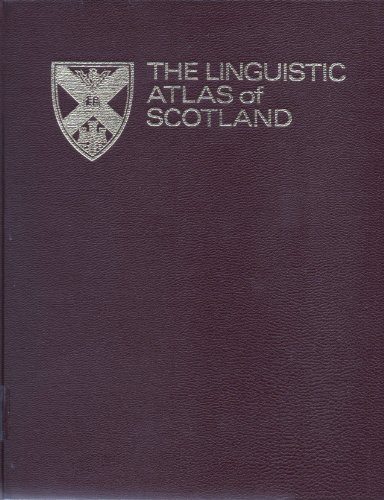 9780856641114: The Linguistic Atlas of Scotland: Scots Section Volume 2, with Indices for Volumes 1 and 2. (Vol 2)