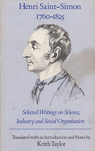 Selected Writings on Science, Industry and Social: Saint-Simon, Henri