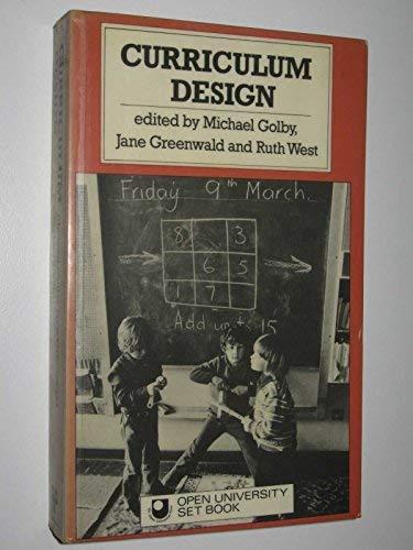 9780856642180: Curriculum Design (Set books)