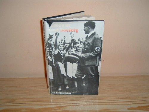 9780856642555: Women in Nazi Society