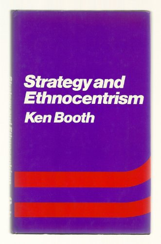 9780856645280: Strategy and Ethnocentrism
