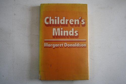 9780856647598: Children's Minds