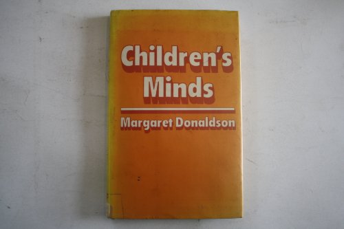 9780856647598: Children's Minds
