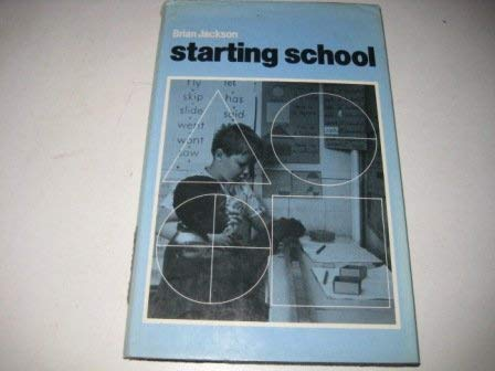 Starting School: Jackson, Brian