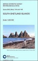 9780856651441: South Shetland Islands: Misc 14A and 14B (BAS Miscellaneous)