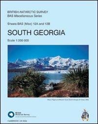 9780856651571: South Georgia: Misc 12A and 12B