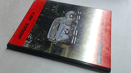 9780856660207: Jaguar Mk.II (2.4, 3.4, 3.8) Workshop Manual