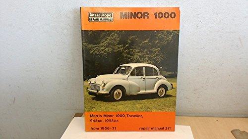 9780856660467: Morris Minor Workshop Manual