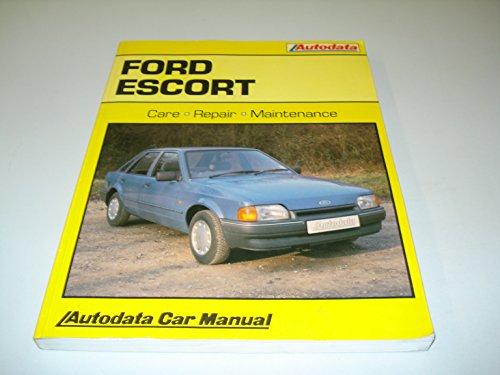 9780856664519: FORD ESCORT 1980-90