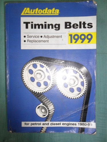 9780856668968: Timing Belts: 1980-1999