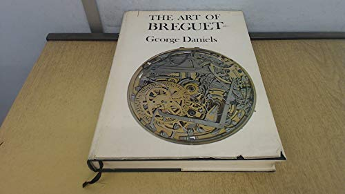 Art of Breguet 9780856670046 The Art of Breguet is the most complete document on the work of Abraham-Louis Breguet (1747-1823) by George Daniels, himself a master watchmaker in the Breguet tradition. His book is the definitive illustrated story of the father of modern horlogery and his work, and a popular source of inspiration for the watchmakers of today.