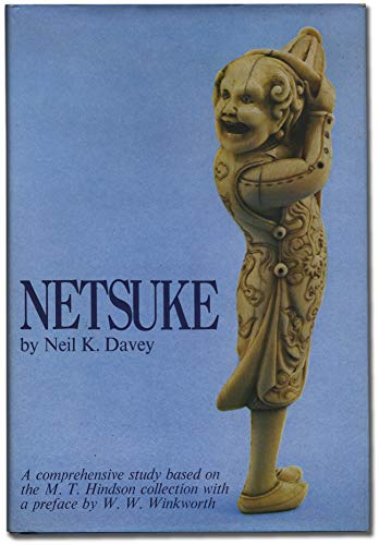 9780856670138: Netsuke: A Comprehensive Study Based on the M.T. Hindson Collection