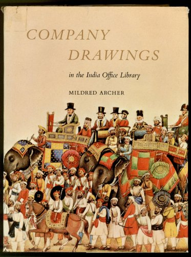 9780856670473: Company Drawings in the India Office Library