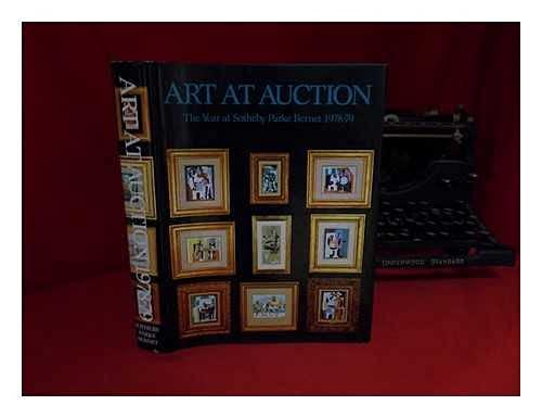 9780856670633: Art at Auction 1978-79