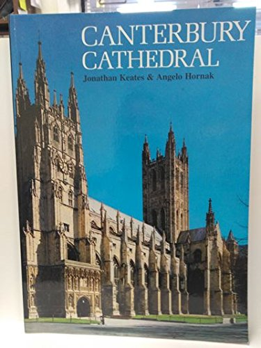 9780856670695: Canterbury Cathedral