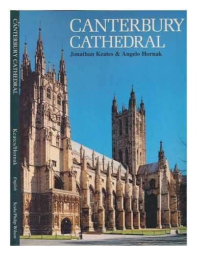 9780856670886: Canterbury Cathedral