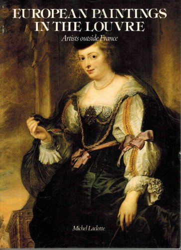 9780856671432: European Paintings in The Louvre: Artists Outside France
