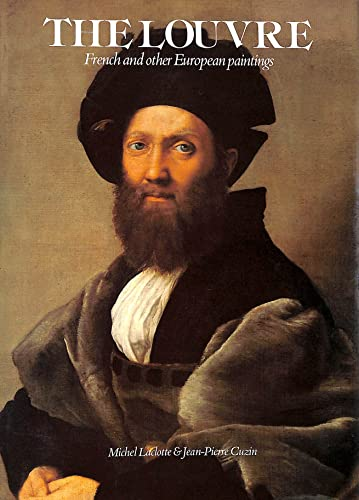 9780856671470: The Louvre: European Paintings