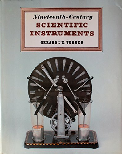 9780856671708: Nineteenth Century Scientific Instruments