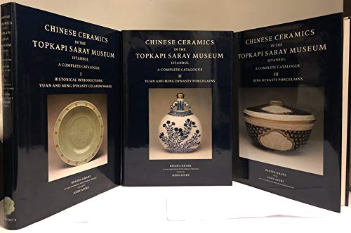 9780856671845: Chinese Ceramics in Topkapi Saray Museum, Istanbul: A Complete Catalogue