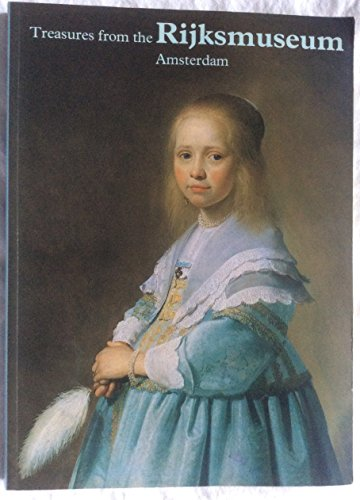 9780856672163: Treasures from the Rijksmuseum, Amsterdam