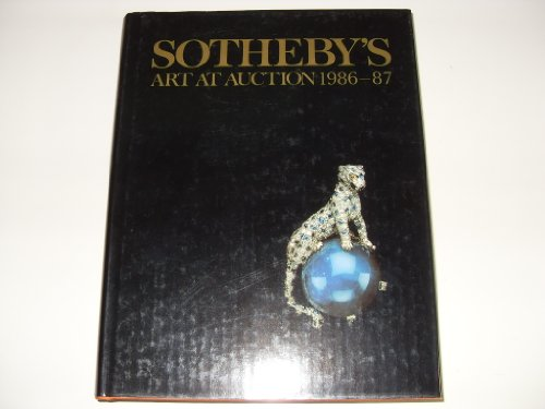 Sotheby's Art at Auction, 1986-87