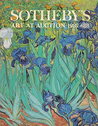 9780856673580: Sotheby's Art at Auction, 1987-88