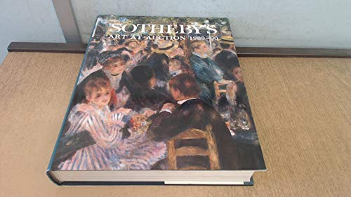 9780856673832: Sotheby's Art at Auction, 1989-90