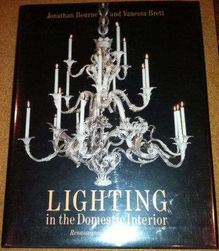 9780856673979: Lighting in the Domestic Interior: Renaissance to Art Nouveau