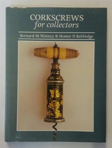 Corkscrews For Collectors: Watney, Bernard