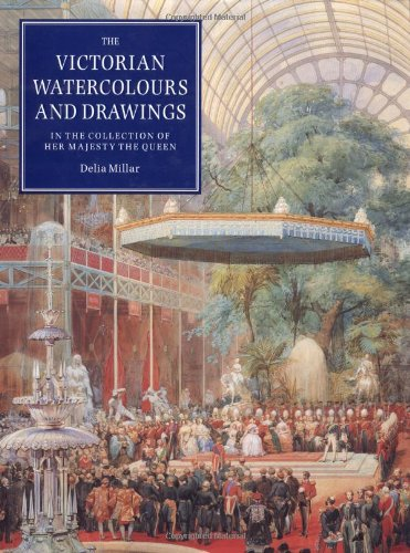 9780856674365: The Victorian Watercolours and Drawings: In the Collection of Her Majesty the Queen