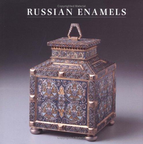 9780856674464: Russian Enamels: Kievan Rus to Faberge
