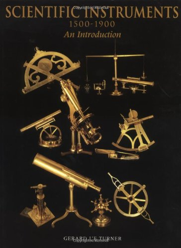 9780856674914: Scientific Instruments, 1500-1900: An Introduction