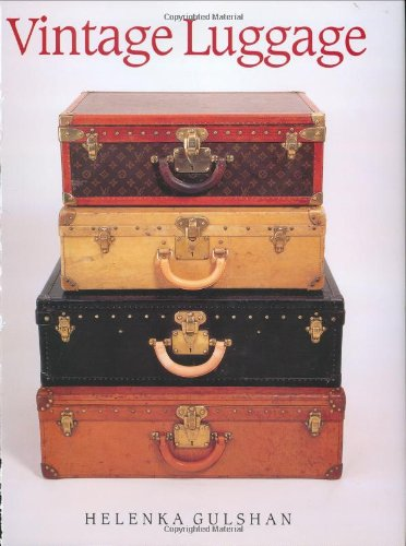 9780856674983: VINTAGE LUGGAGE: A Case Study