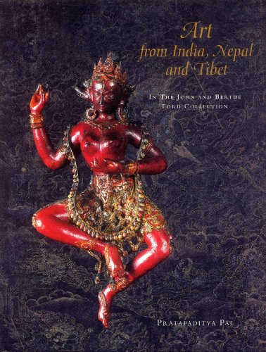 9780856675492: Timeless Books Art From India, Nepal And Tibet