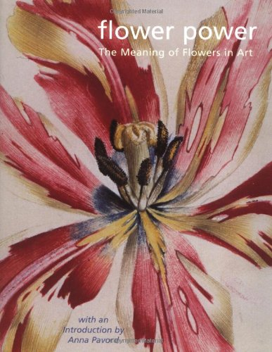 9780856675737: Flower Power: The Meaning of Flowers in Art, 1500-2000
